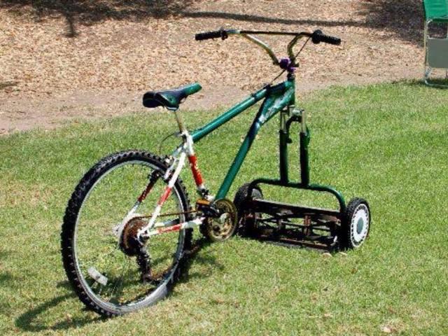 bikemower