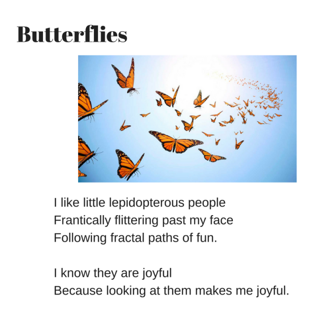 1p-Butterflies